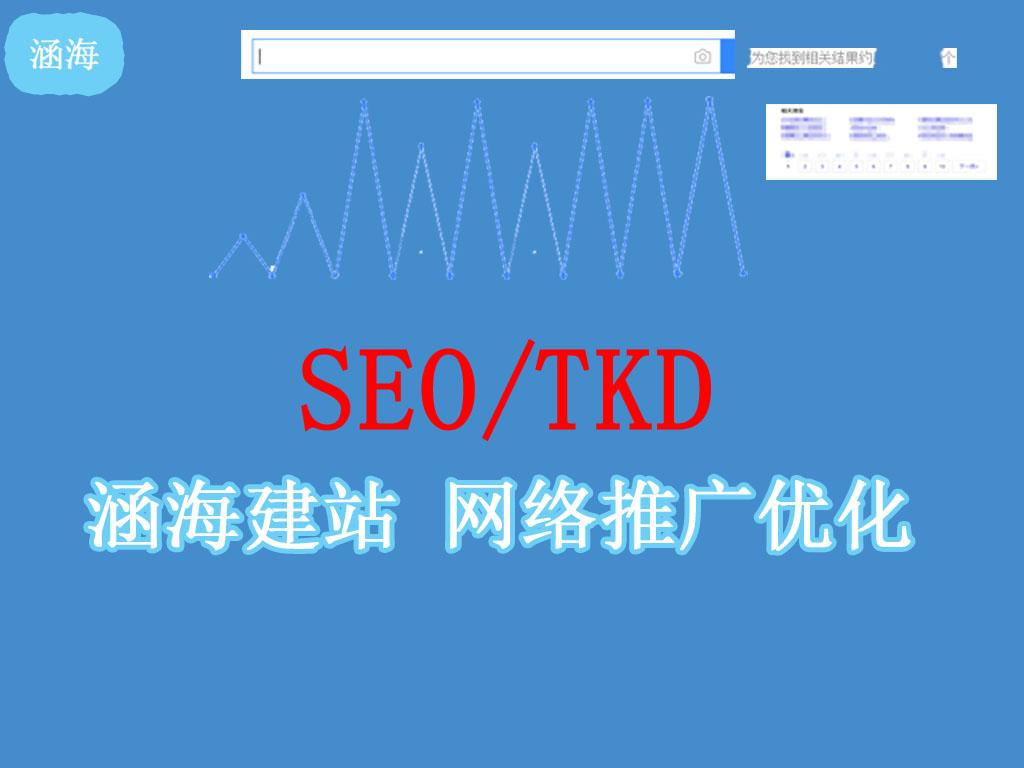 涵海网站建设SEO优化